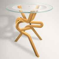 Chromosome Designer Side Table