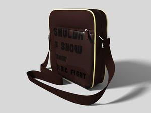 3d 3ds bag accessories