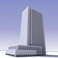 penn skyscraper dxf
