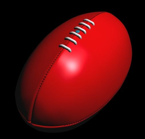 free max mode afl football