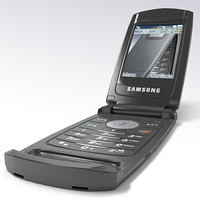 3d samsung d830 mobile phone model