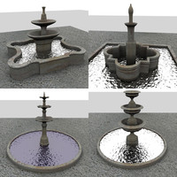 old fountains 3ds.zip