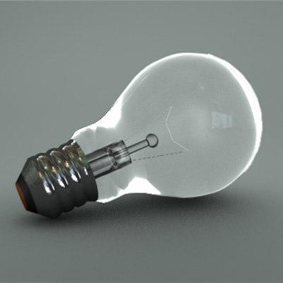 maya light bulb