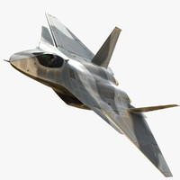 chinese fighter j-14 3d model