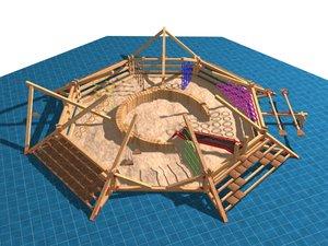 max playground sandpit playground-sandpit