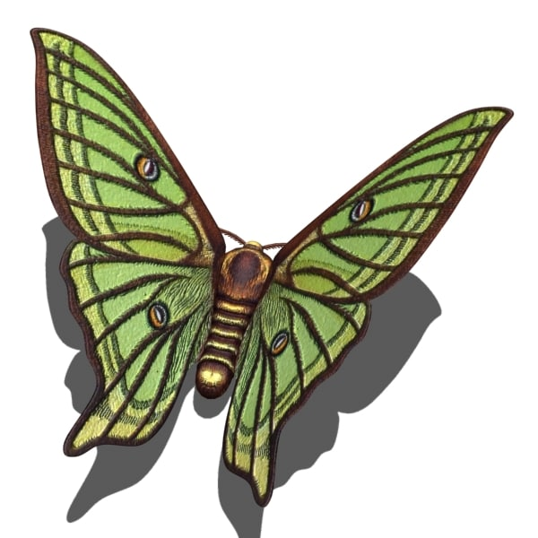 butterfly animation max