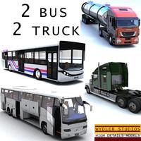 HEAVY VEHICLES (4 models)