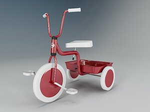 3d winther threewheeler