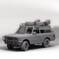 Range Rover CT
