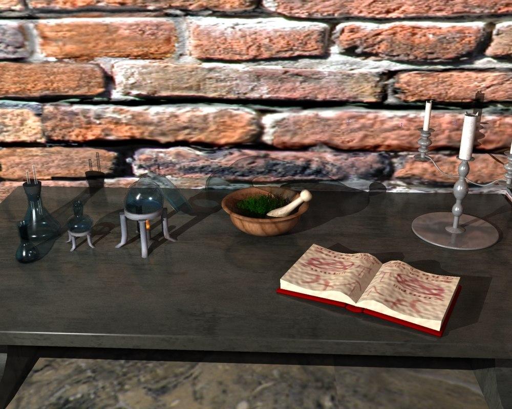 3d model wizards lab