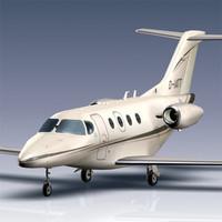 premier 1a aircraft jet 3d model