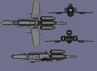 Avenger Class Cruiser.gmax