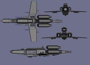avenger class cruiser max free