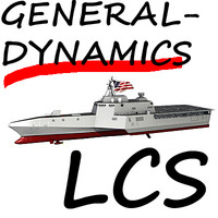 navy littoral combat ship c4d