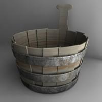 bucket 3ds