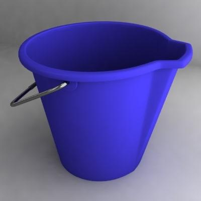 3ds max bucket