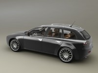 Alfa Romeo 159 Station Wagon