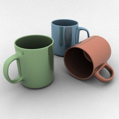 mug cup 3ds