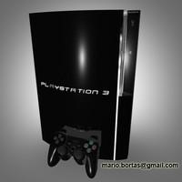 playstation 3 ps3 3d ma