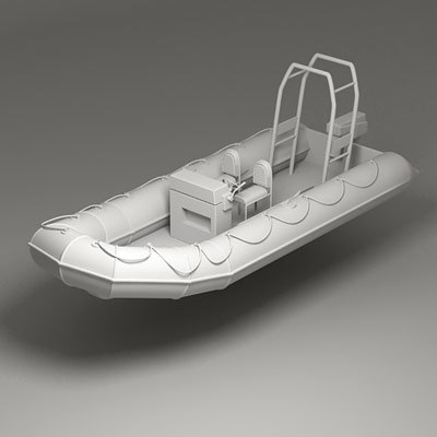 3ds dinghy motor