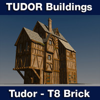 max t tudor style medieval building