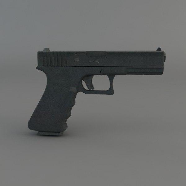 max detalied glock 17