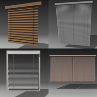 blinds set 3ds.zip