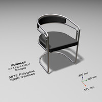 Office Chair - 001 - Sergej