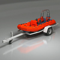dinghy trailer max