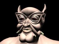 goblin 3d lwo