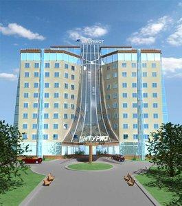 3d hotel intourist
