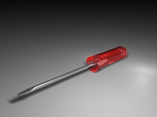 cinema4d screwdriver tool