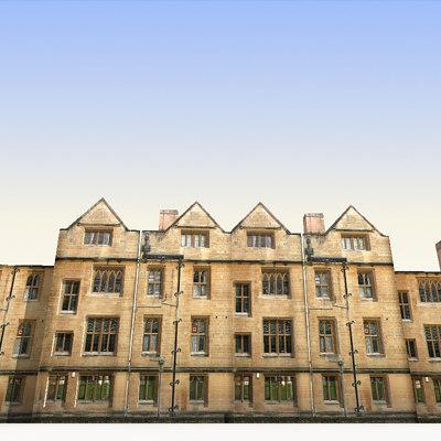 3d model building mansion victorian