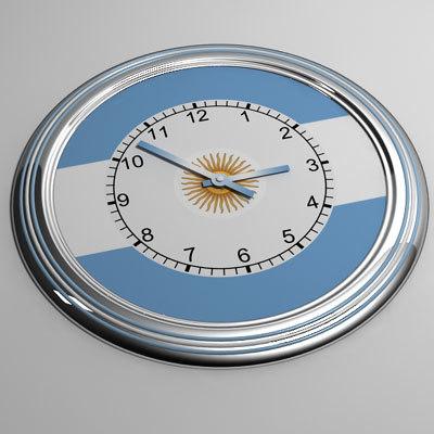 max clock 13 argentina