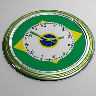 brazil clock max