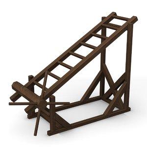 3ds tortural ladder