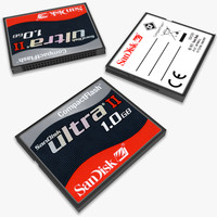 max compact flash card