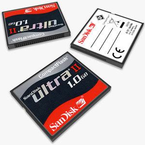 max compact flash card