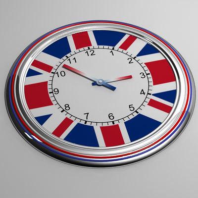 maya clock 19 uk