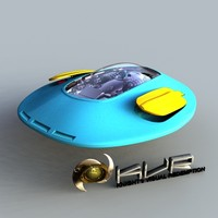 ufo commander toy max