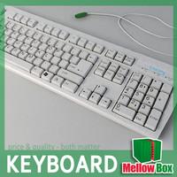 Midpoly keyboard