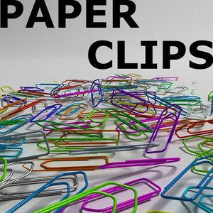 3d paper clips