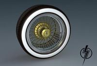 wheel 2.max