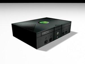 3d xbox games model