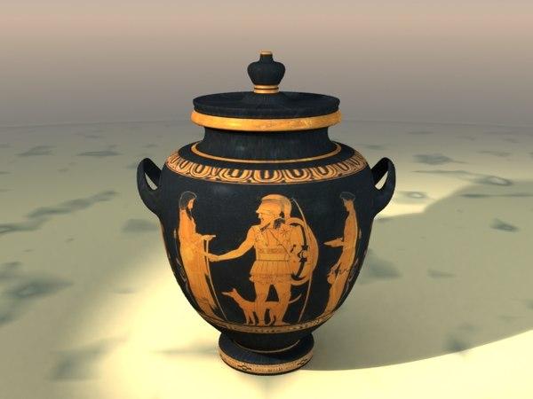 greek urn max