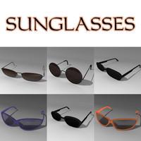 glass sun sunglasses dxf