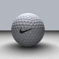 Photorealisitc Golf ball