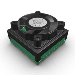 3d model cpu cooling