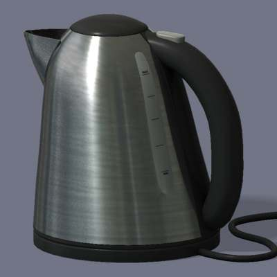3ds max kettle