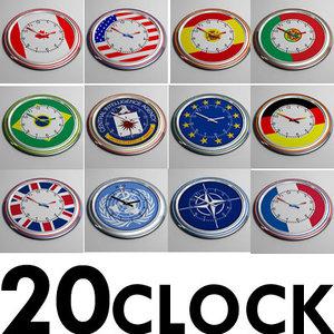 20 clock max